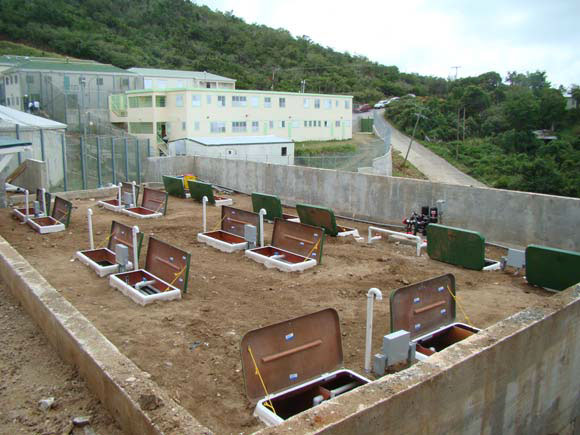 Caribbean Basin Enterprises HM Prison project