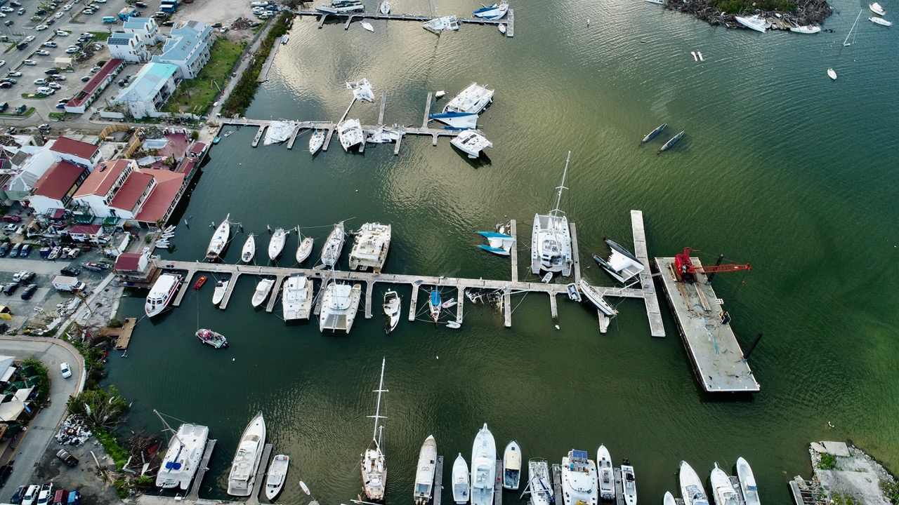 Village Cay Marina Dock C