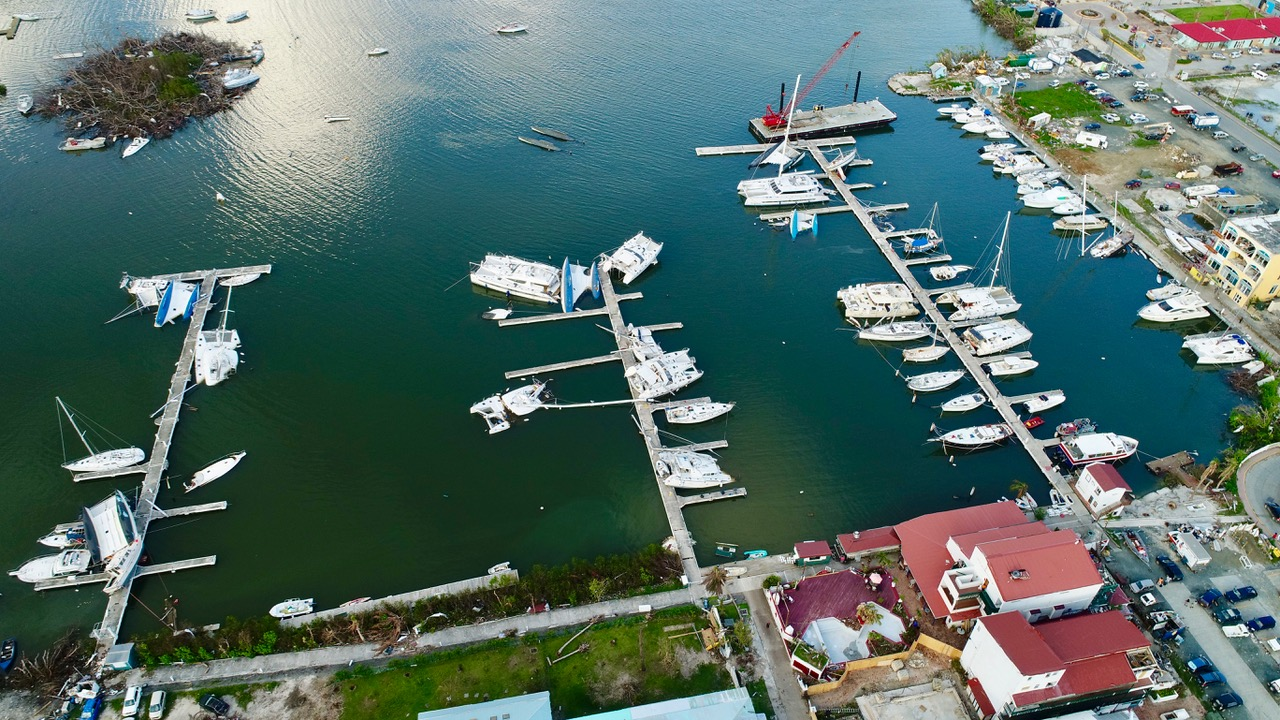 Village Cay Marina Dock B