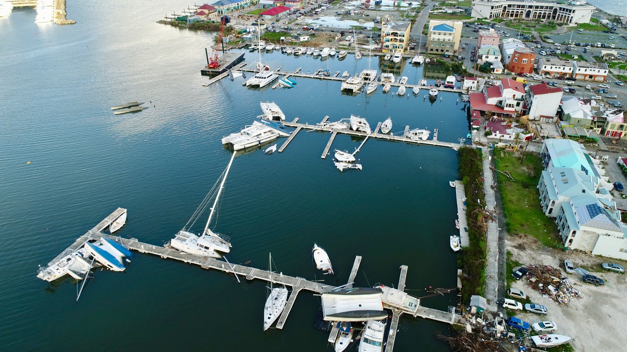 Village Cay Marina Docks